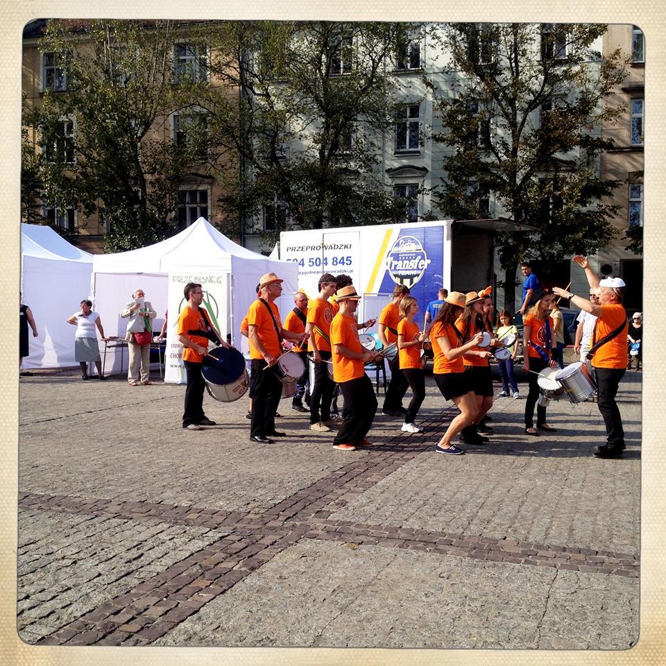 koncert na Placu Wolnica - kto był ten wiem jak potężna tam jest akustyka